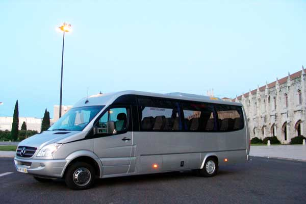Mini Bus | Up to 19 Passengers