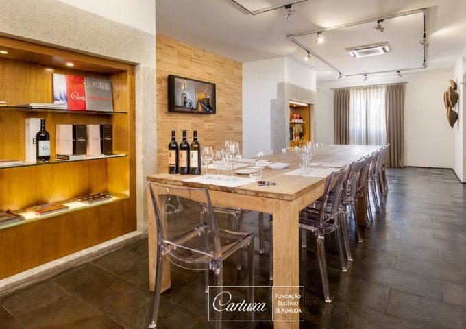 wine tourism Cartuxa